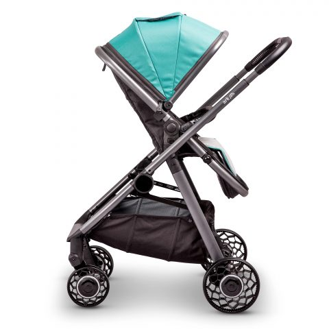 Ark Teal Pushchair Parent-Facing