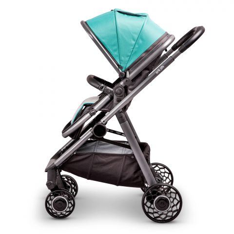Ark Teal Pushchair World-facing