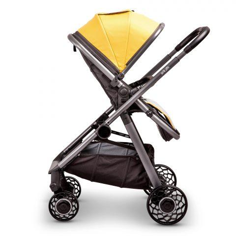 Ark mustard parent facing