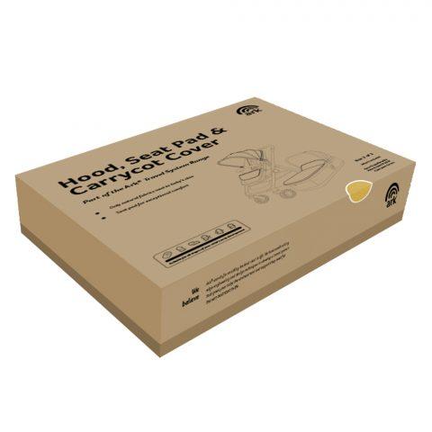 Ark colour pack mustard box
