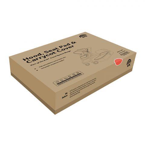 Ark coral colour pack box