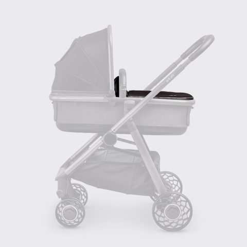 Ark-Spare-Parts-Carrycot-Cover-Black-Grey