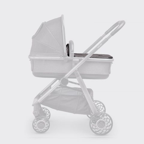 Ark-Spare-Parts-Carrycot-Cover-Charcoal-Grey