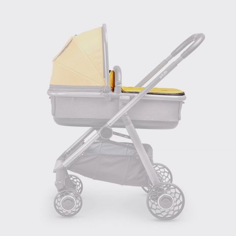 Ark-Spare-Parts-Carrycot-Cover-Mustard-Grey