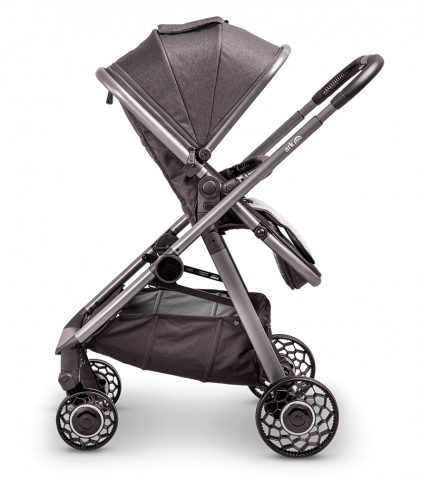 ARK-pushchair-grey-parent